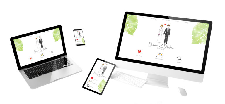 Wedding Websites by Spectra image