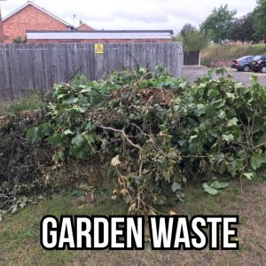 A1 recycling garden waste