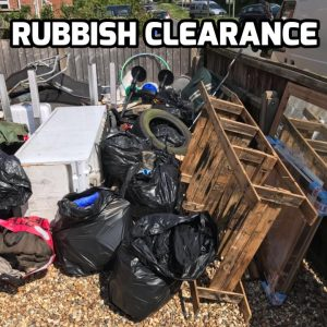 A1 recycling rubbish