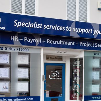 IRS Recruitment services 2